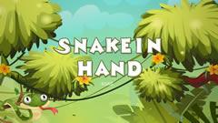 蛇在手上宣传视频