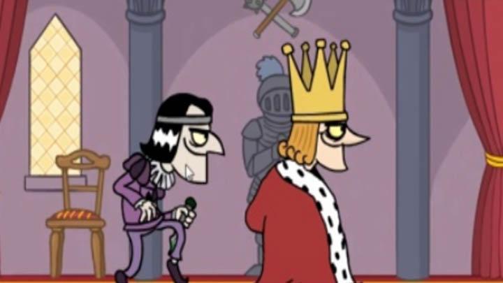 我要当国王宣传视频
