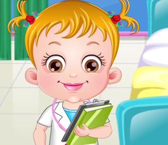 可爱宝贝是超级小医生攻略