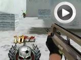 4399生死狙击平民玩家追求爆头之战