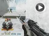 生死狙击梦幻AK玩转冰雪堡垒