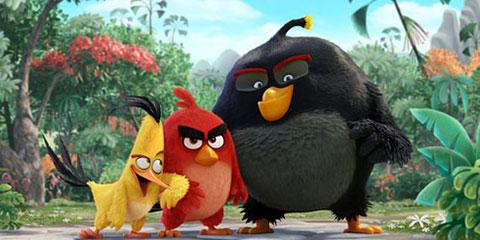 《愤怒的小鸟:行动》试玩视频