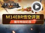 生死狙击M14EBR悟空精彩评测第42期