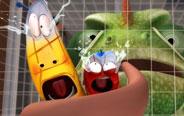 搞笑虫子-疯狂的世界
