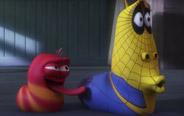 搞笑虫子-蜘蛛侠