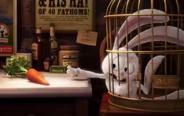 搞笑动画《魔术师和兔子》