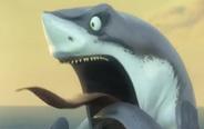 超悲剧的一条鲨鱼