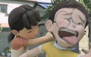 哆啦A梦伴我同行,各种搞笑NG