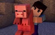 MC动画:如何诱骗一只僵尸掉入岩浆