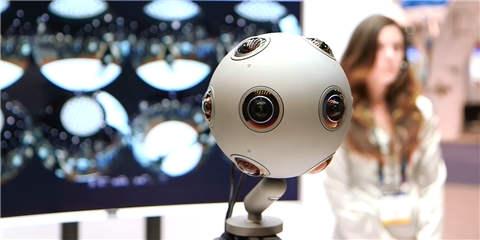 诺基亚全景相机Ozo VR介绍