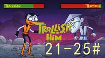 史上最贱的小游戏之电子游戏21-25关攻略