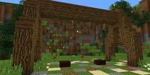 【建筑教程】我的世界如何搭建一个秋千