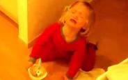 奥斯卡演技表演!宝宝不能洗这个碗