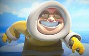 搞笑动画短片:企鹅会飞吗?