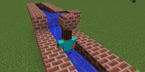 【4399】我的世界pc版自动水梯视频