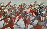 奥特曼集体跳广场舞啦!你认识几个?