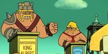 皇室战争原创动画第8集 十一个哥布林视频