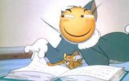 妈!我看的猫和老鼠和这个不一样!