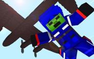 我的世界怪物学校:跳伞