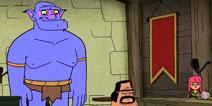 皇室战争原创动画第9集 匿名巨石投手视频
