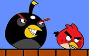 愤怒的小鸟与马里奥的故事