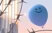 一只逆天的气球