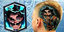 酷炫闪电法师发型现身 这就是所谓的爆炸头!