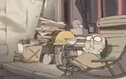 十分震撼人的动画短片《一指城》