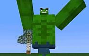 我的世界怪物学校:攀岩课