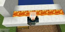 【梦轩】我的世界岩浆烤肉机