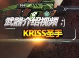 4399生死狙击武器介绍:KRISS圣手