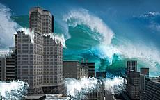 海啸怒袭纽约城
