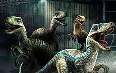 误入史前侏罗纪
