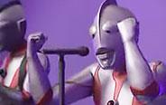 奥特曼竟然可以张嘴唱歌?
