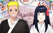 雏田终于如愿嫁给了鸣人!