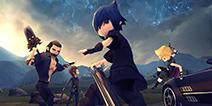 《最终幻想15口袋版》追加演示视频
