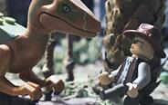 乐高之《侏罗纪公园》