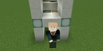 【梦轩】我的世界简易红石电梯