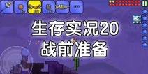 泰拉瑞亚生存实况20:战前准备【星皓】