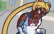 美少女蜘蛛侠?