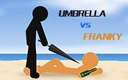 伞的第一个目标就这么强?