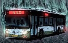 恐怖的330公交