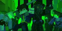 【动漫MV】我的世界僵尸大流行