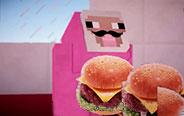 假如粉红羊到麦当劳打工