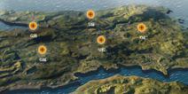 绝地求生刺激战场地图预览视频