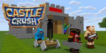 【怪物学园】我的世界pc版城堡粉碎战