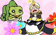 旅行青蛙与阿拉丁神灯