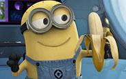 别抢,这是我的香蕉!