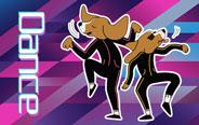 会跳舞的小狗?