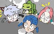 蛙蛙与守卫军的故事